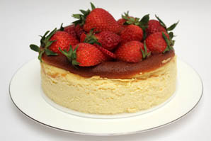 New York Cheese Cake con Sucralosa