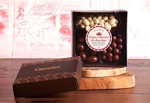 Mix Frutos Cubiertos con Chocolate