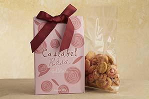 Caja Galletas de Rosa
